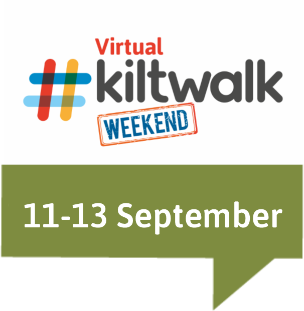 Registration for the Virtual Kiltwalk Weekend is now closed.